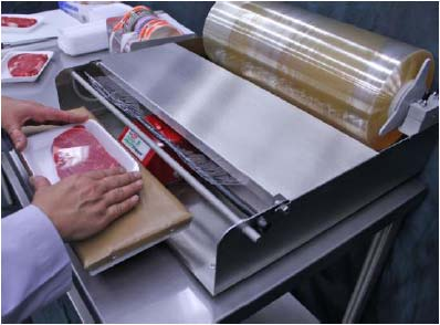 vacuum sealing machine for food